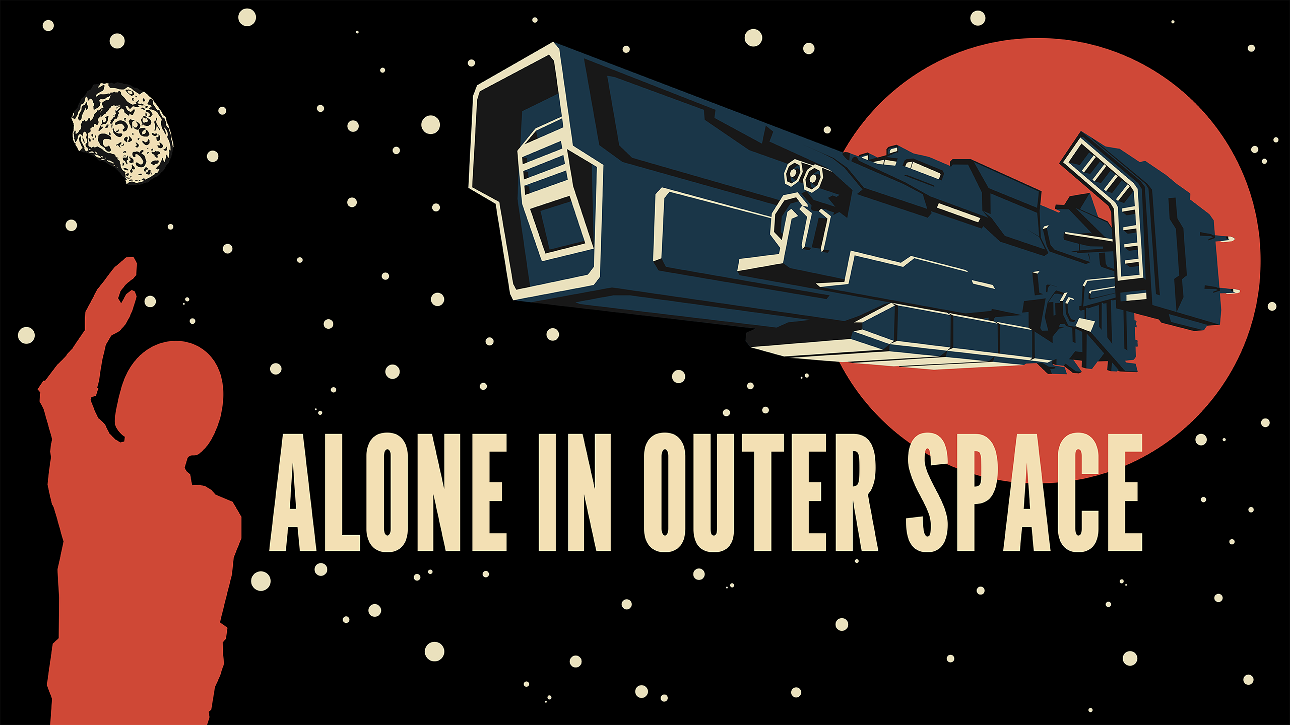 Alone in Outer Space